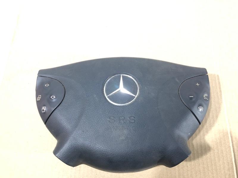 Airbag руля Mercedes-Benz E-Class W211 3.2 M112.946 2006 (б/у)