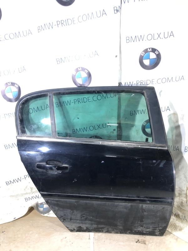 Дверь голая Opel Signum 2.2 YH 2006 задняя правая (б/у)