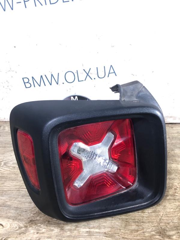 Задний фонарь Jeep Renegade 2.4 2016 левый (б/у)