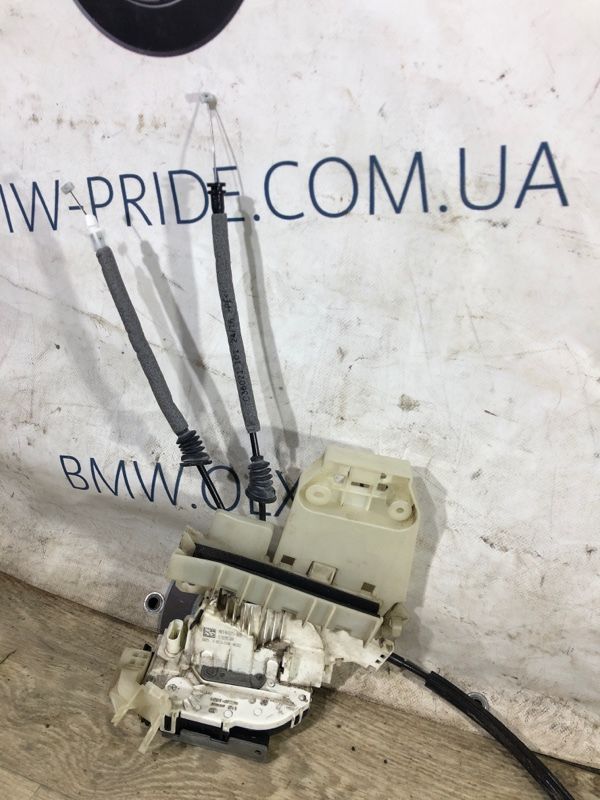 Замок двери Jeep Renegade 2.4 2016 задний правый (б/у)