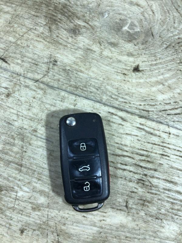 Ключ Volkswagen Jetta 2.0 2011 (б/у)