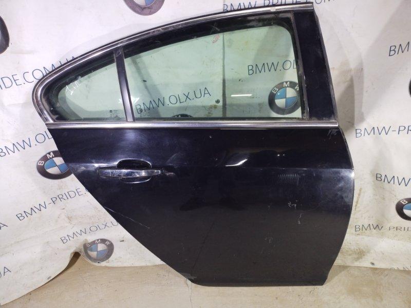 Дверь голая Opel Insignia A 2.0 DTH 2010 задняя правая (б/у)