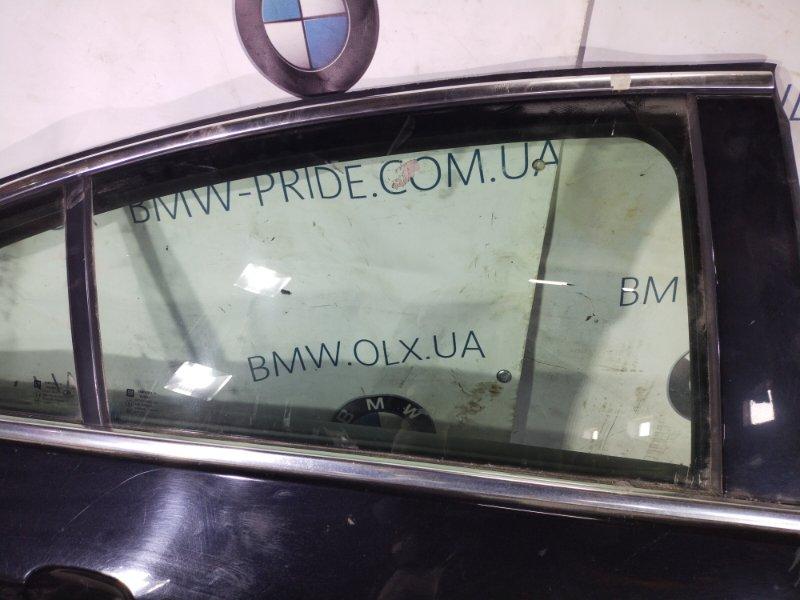Стекло двери задней Opel Insignia A 2.0 DTH 2010 заднее правое (б/у)