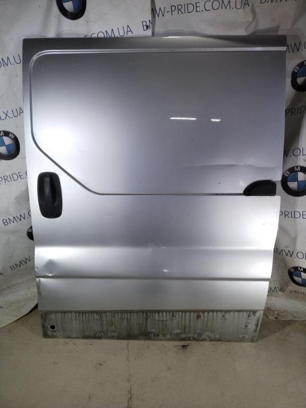 Дверь голая Opel Vivaro 1.9 D 2007 (б/у)