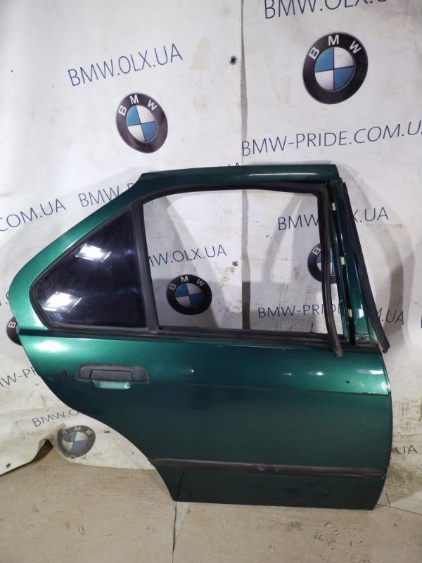 Дверь голая Bmw 3-Series E36 M40B18 задняя правая (б/у)
