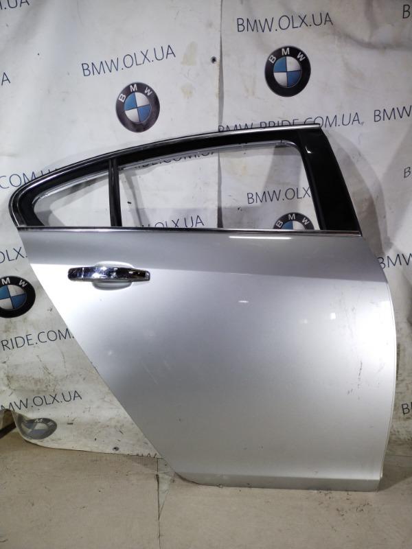 Дверь голая Opel Insignia A 2.0 DTH 2012 задняя правая (б/у)