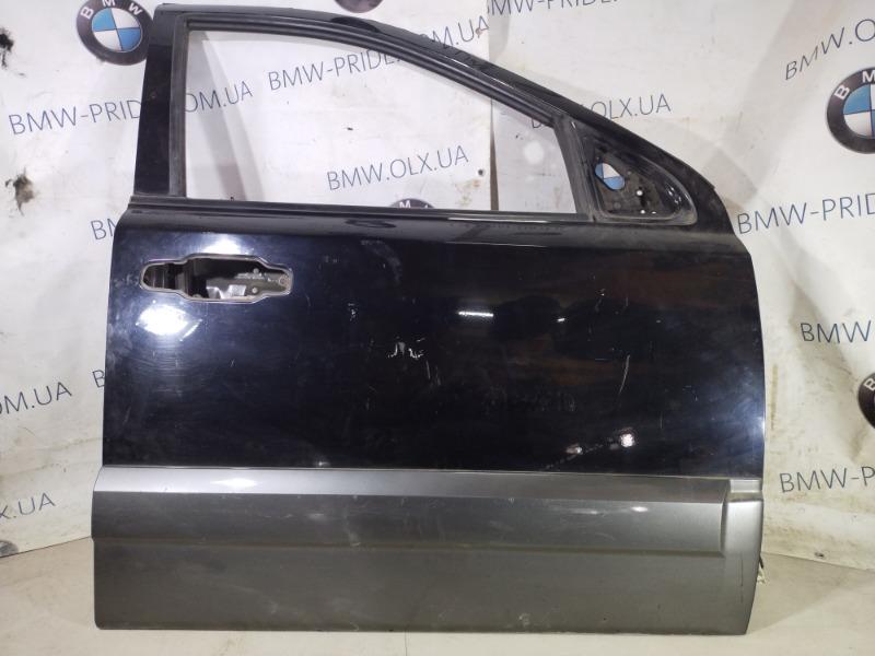 Дверь голая Kia Sorento BL 2.5 CRDI 2005 передняя правая (б/у)