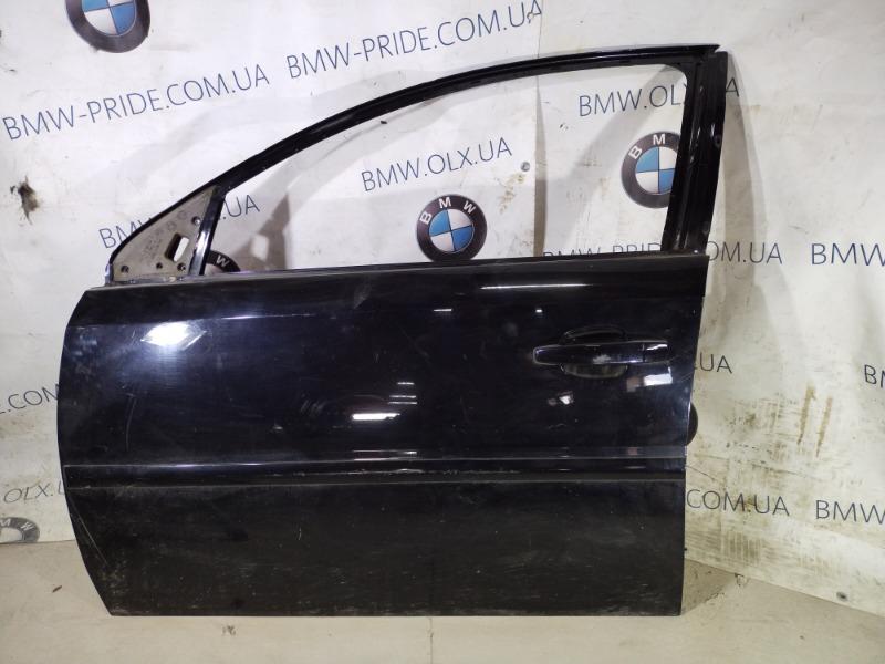 Дверь голая Opel Vectra C 2.2 SE передняя левая (б/у)