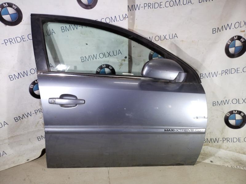 Дверь голая Opel Vectra C 2.2 SE 2005 передняя правая (б/у)