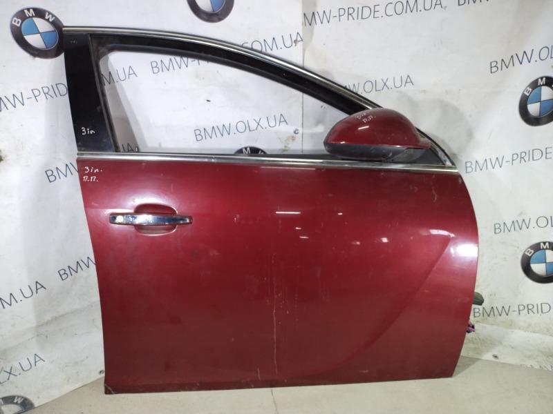 Дверь голая Opel Insignia A 2.0 DTH 2009 передняя правая (б/у)