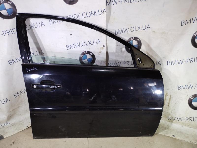 Дверь голая Opel Vectra C 2.2 SE передняя правая (б/у)