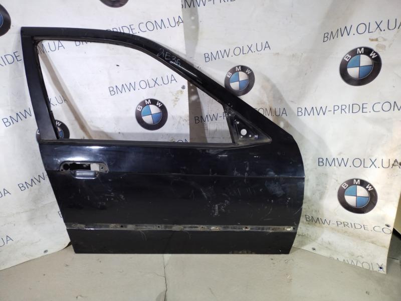 Дверь голая Bmw 3-Series E36 M51D25 1998 передняя правая (б/у)