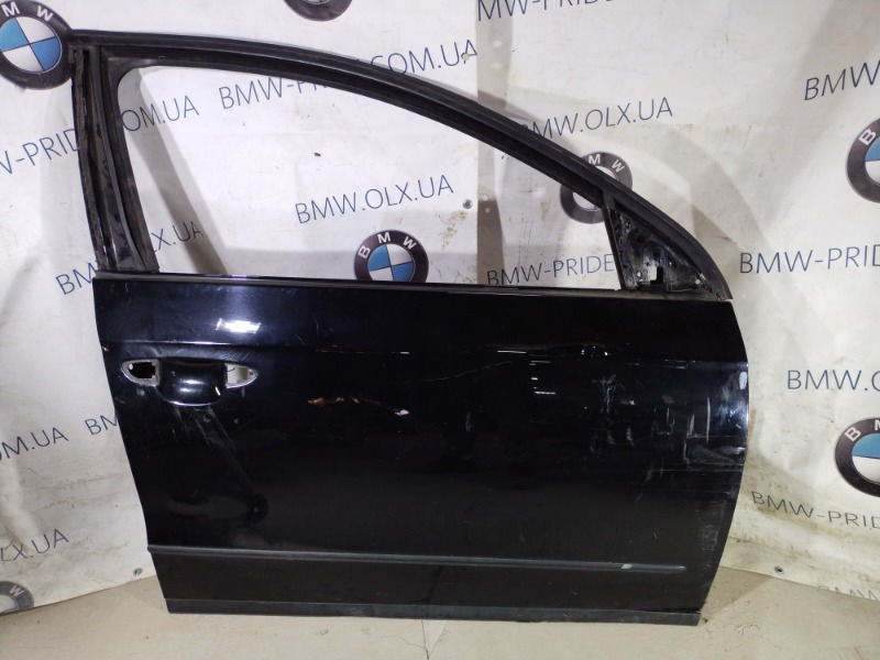 Дверь голая Volkswagen Passat B6 2.0 BKP 2008 передняя правая (б/у)