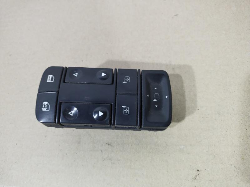 Блок управления стеклами Opel Vectra C 2.2 SE (б/у)