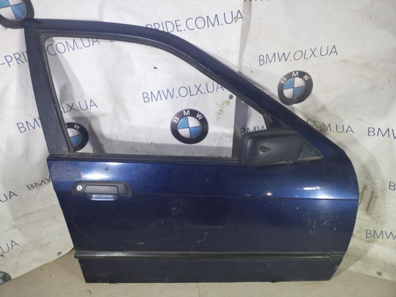 Дверь голая Bmw 3-Series E36 M40B18 передняя правая (б/у)