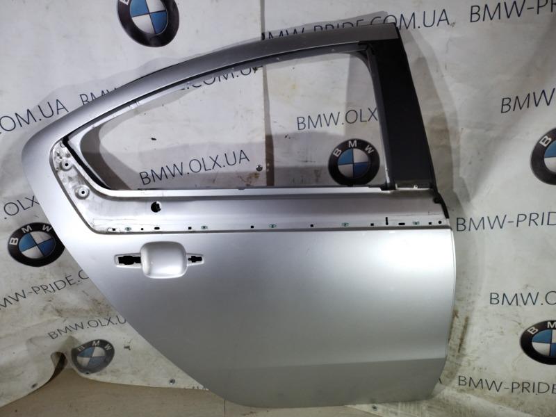 Дверь голая Chevrolet Volt 1.4 2013 задняя правая (б/у)