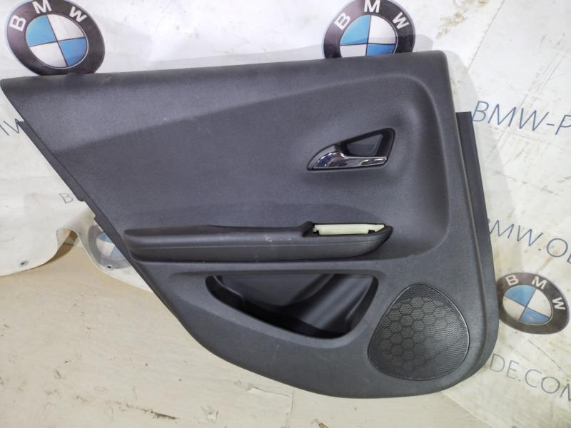 Дверная карта Chevrolet Volt 1.4 2013 задняя левая (б/у)