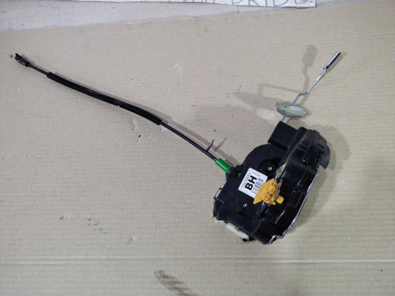 Замок двери Chevrolet Volt 1.4 2013 задний левый (б/у)