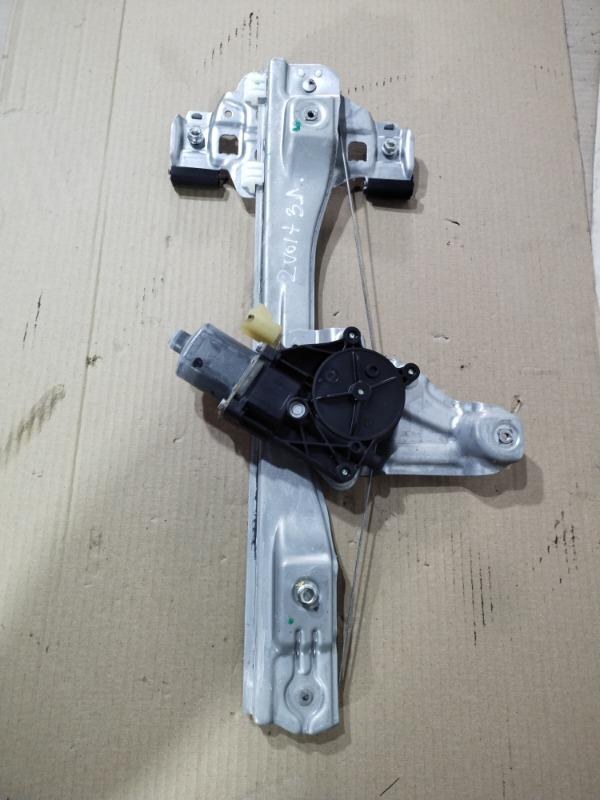 Стеклоподъемник Chevrolet Volt 1.4 2013 задний левый (б/у)