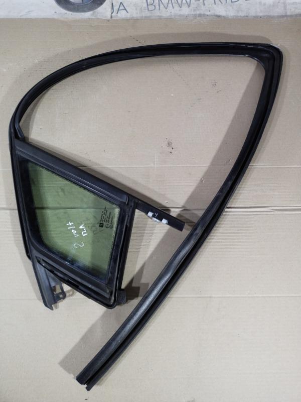 Форточка двери Chevrolet Volt 1.4 2013 передняя левая (б/у)