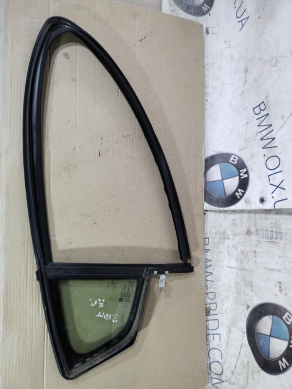Форточка двери Chevrolet Volt 1.4 2013 задняя правая (б/у)
