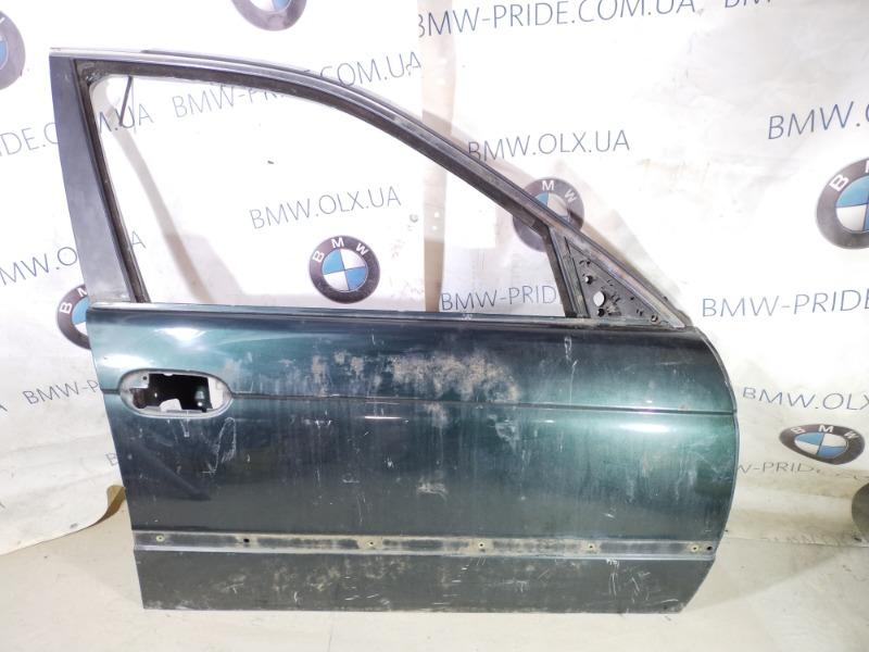 Дверь голая Bmw 5-Series E39 M47D20 2001 передняя правая (б/у)