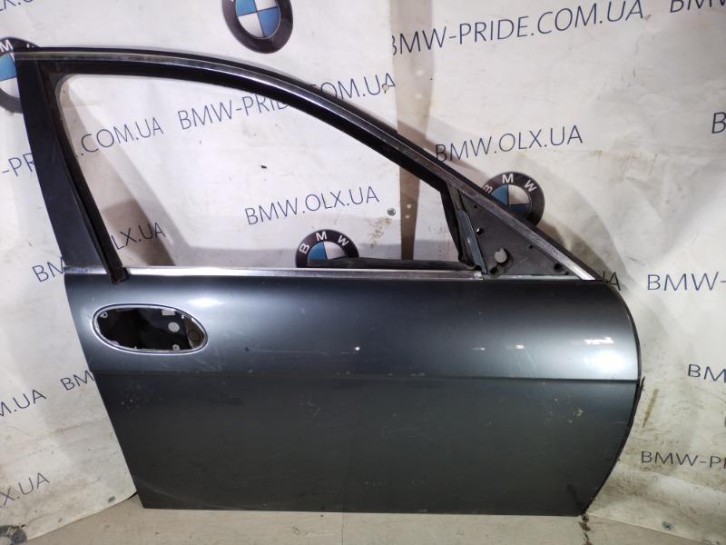 Дверь голая Bmw 7-Series E65 N62B44 передняя правая (б/у)