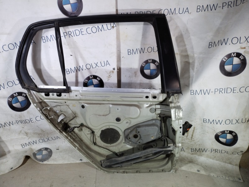 Дверь голая Volkswagen Golf 5 2.0 BKD 2004 задняя правая (б/у)