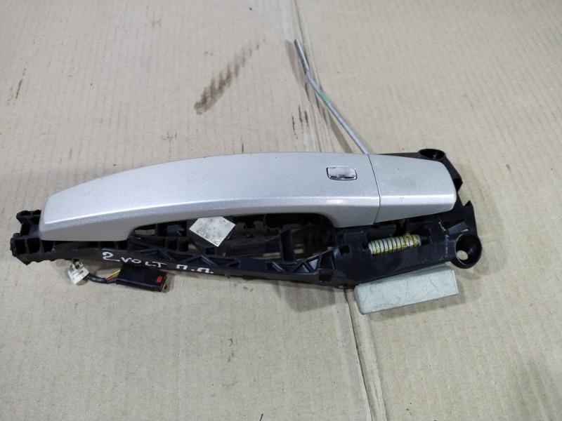 Ручка двери внешняя Chevrolet Volt 1.4 2013 передняя правая (б/у)