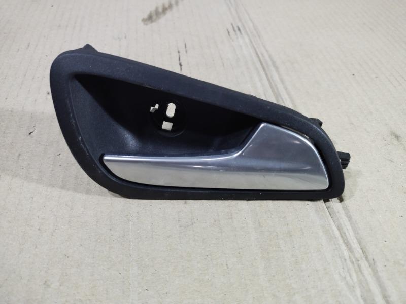 Ручка двери внутренняя Ford Focus 3 2.0 2014 задняя правая (б/у)
