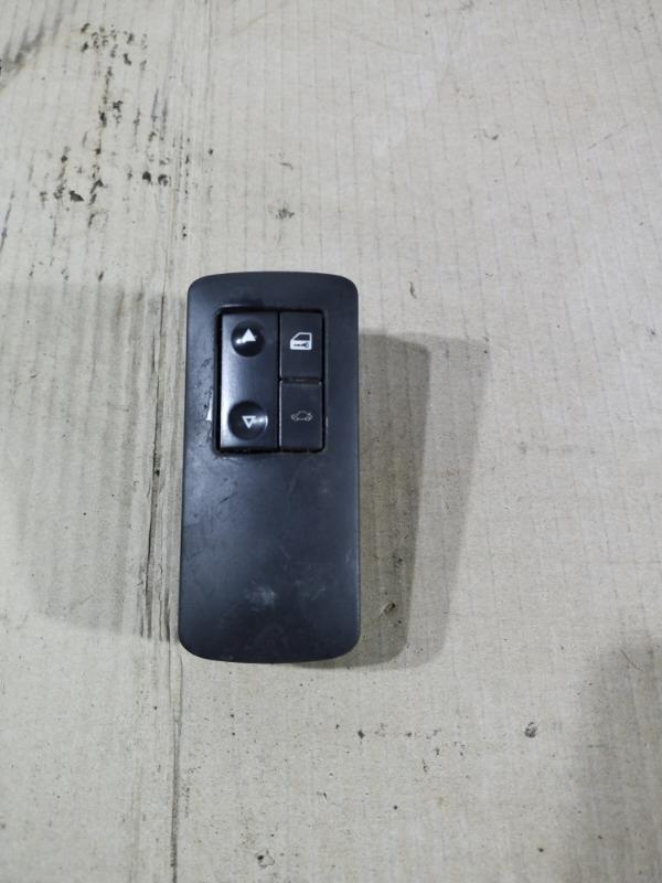 Кнопка стеклоподъемника Opel Vectra C 2.2 SE 2005 передняя правая (б/у)