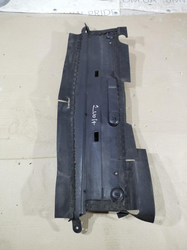 Дефлектор радиатора Chevrolet Volt 1.4 2013 (б/у)