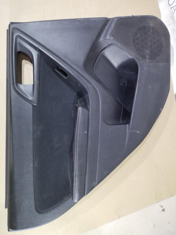 Дверная карта Subaru Forester SJ 2.5 2016 задняя левая (б/у)
