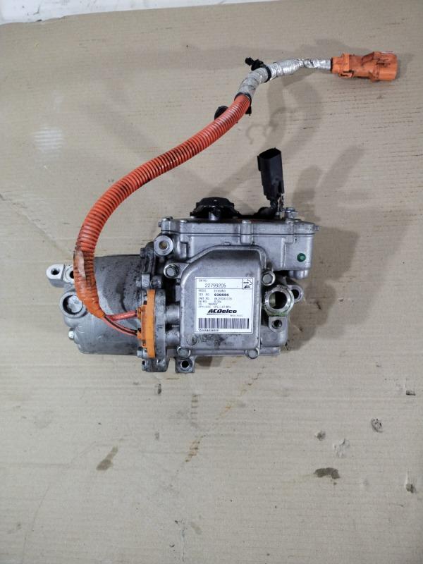 Компрессор кондиционера Chevrolet Volt 1.4 2013 (б/у)