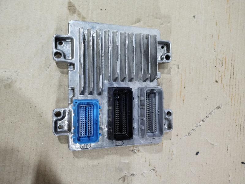 Блок управления эбу Chevrolet Volt 1.4 2013 (б/у)