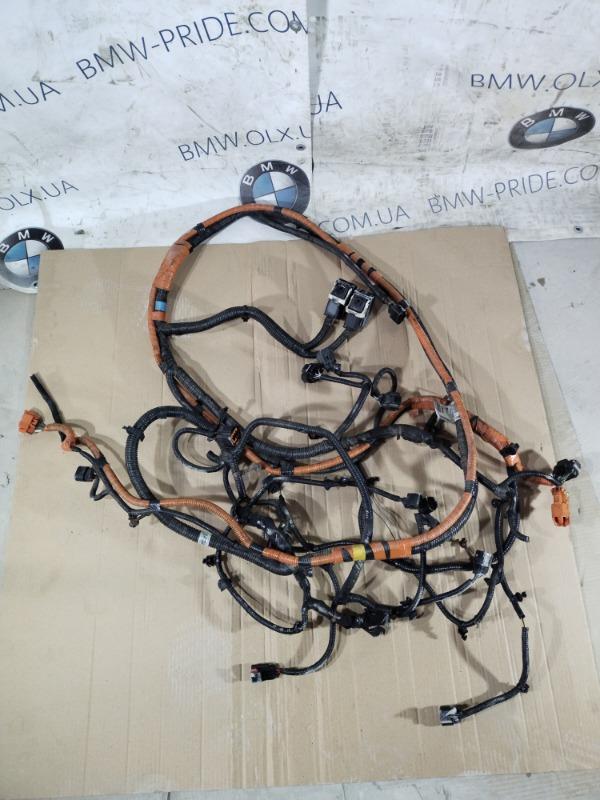 Проводка моторная Chevrolet Volt 1.4 2013 (б/у)
