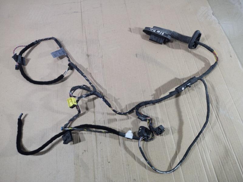 Проводка дверная Bmw 5-Series E60 N52B25 2005 передняя левая (б/у)