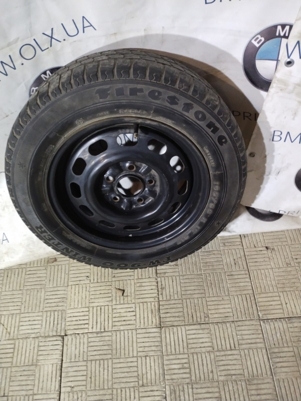 Запасное колесо Mitsubishi Galant 8 2.4GDI (б/у)