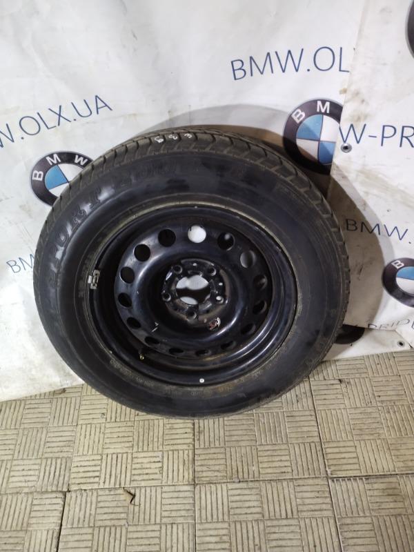 Запасное колесо Bmw 5-Series E39 M52B20 (б/у)