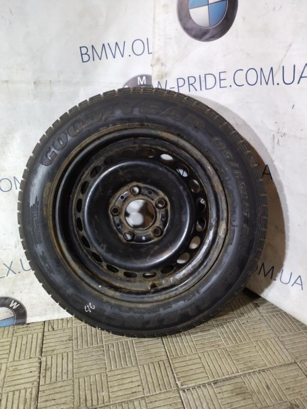 Запасное колесо Bmw 3-Series E46 M43B19 (б/у)