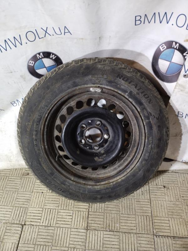 Запасное колесо Mercedes-Benz C-Class W203 1.8 M111.951 (б/у)