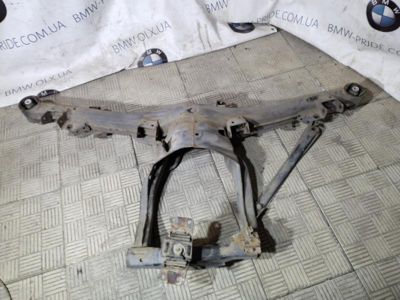 Балка подвески Bmw 5-Series E34 M50B25 задняя (б/у)