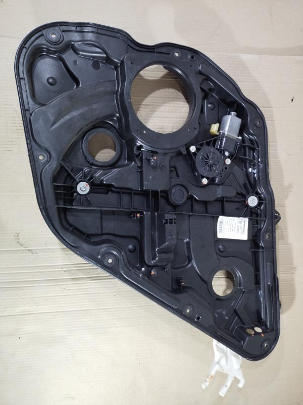 Стеклоподъемник Hyundai Sonata YH 2.4 2013 задний правый (б/у)