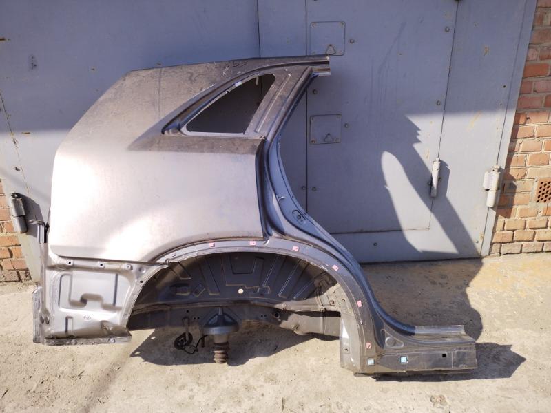 Четверть кузова Kia Sorento 2.4 2013 задний правый (б/у)