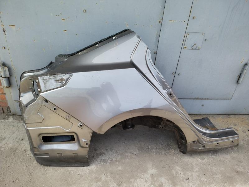 Четверть кузова Kia Optima 2.4 2013 задний правый (б/у)