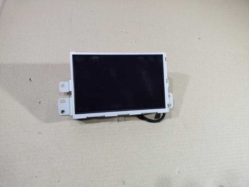 Монитор Chevrolet Volt 1.4 2013 (б/у)