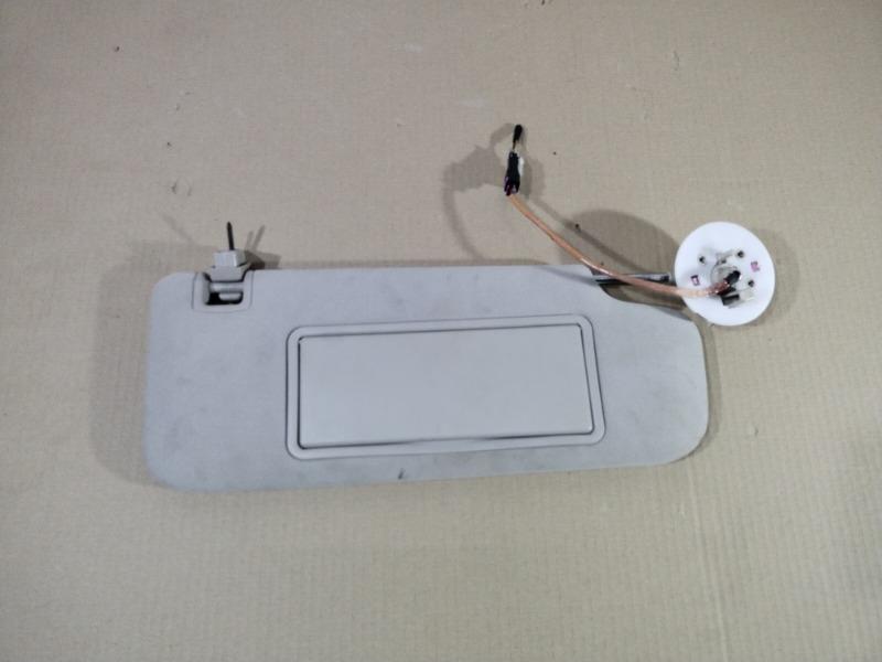 Козырек солнцезащитный Chevrolet Volt 1.4 2013 правый (б/у)