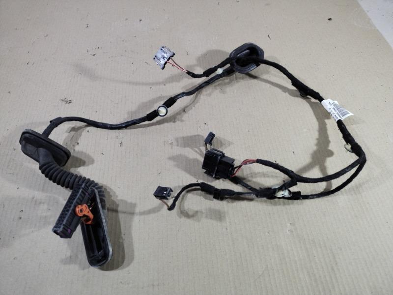 Проводка дверная Volkswagen Jetta 2.0 2011 задняя левая (б/у)