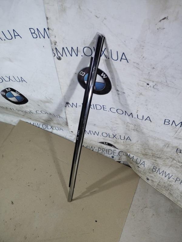 Молдинг на дверь Ford Fusion 2.0 2013 задний левый (б/у)