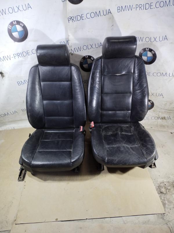 Сиденья Bmw 3-Series E36 M40B18 передняя (б/у)